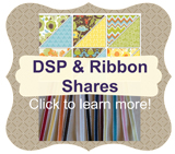 Stampin' Up! DSP and Ribbon Shares Available