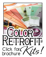 Fill in your collection with a new color kit